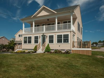 Photo for New Home With Spectacular Ocean Views. Close To Beaches, Town And Nubble Light!
