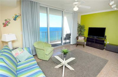 Photo for Tidewater 2214, 2 Bedrooms, Sleeps 8, Beachfront, Wi-Fi, Pool