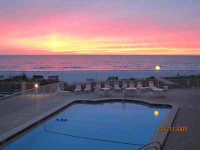 Photo for Luxury, Quiet Beachfront Condo, Modern, Newly upgraded unit with lots of charm
