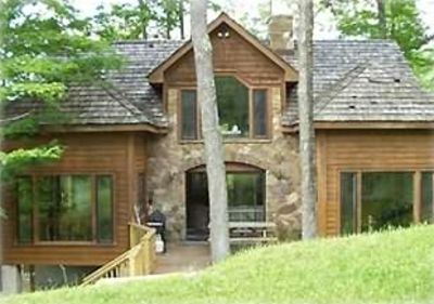 Photo for Fabulous Mountainside Get-a-way! Robyn's Nest/Slopeside Home/304 Slopeside Rd.