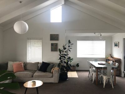 Photo for AIMS GAMES VISITORS - Sleeps 10 - Spacious and Inviting House in Mt Maunganui