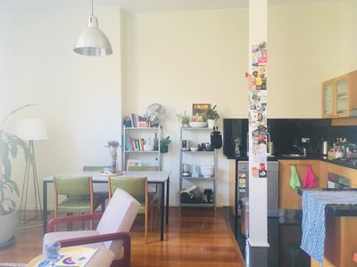 Photo for Affordable one bedroom apartment behind Crown St