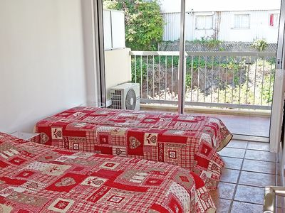 Photo for Apartment in Nice with Lift, Parking, Internet, Washing machine (326321)