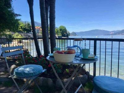 Photo for 3½-room house in a sunny location right on the beach