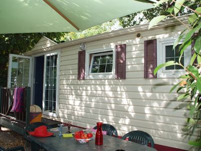 Photo for RENTAL MOBIL-HOME GRAND 27M²