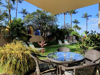 Photo for Oceanfront Condo By Kam 1 & Kam 2 Beaches - Starts @ $170/nt - Kamaole Nalu #102
