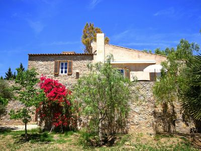 Photo for Restored finca with a lot of charm in the quiet location near Arta