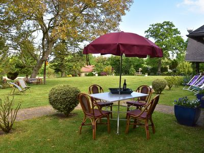 Photo for Typical Norman farmhouse with free WiFi, a short drive from the coast