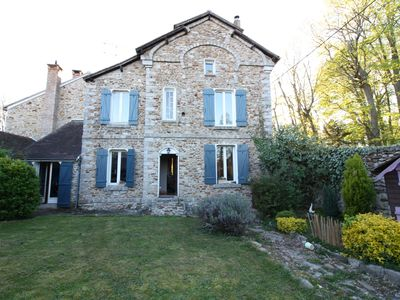 Photo for Stone house with lots of charm ideal for family.