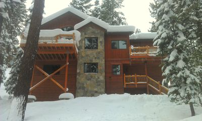Bear Lake Lodge in the Winter Wonderland of Tahoe!