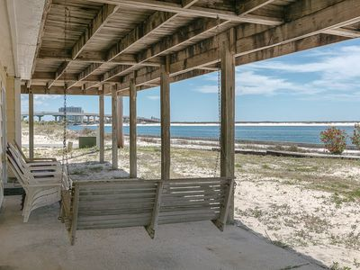 Photo for Point House II: 3 BR / 2 BA house in Orange Beach, Sleeps 12