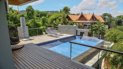 Photo for 5 Bedroom Ocean View Villa in Rawai. Close to EVERYTHING !! Come and enjoy !!
