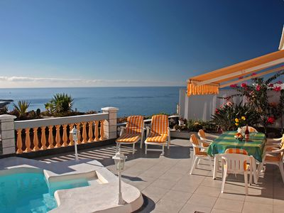 Photo for NOW FOR SALE 3 bed Villa with amazing panoramic sea views & private pool