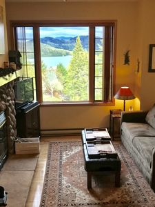 Photo for OVERLOOK PERCH:  BEAUTIFUL VIEWS OF THE MOUNTAINS AND LAKE PLACID LAKE