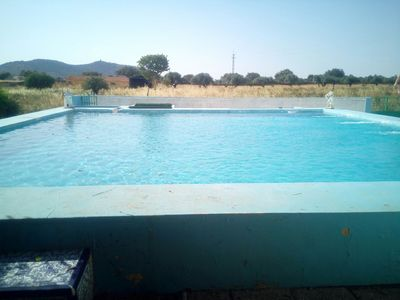 Photo for Rural house with pool