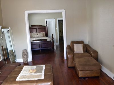Photo for New Listing! Only 3 minutes to French Quarters Fest and 5 minutes to Jazz Fest.