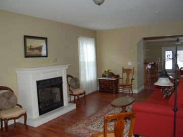 Perfect for Saratoga Gatherings, In-Town, Recently Renovated!