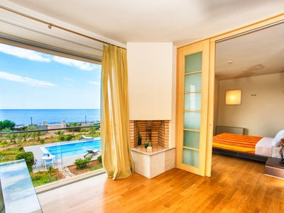 Photo for Cretan Beachfront Villas