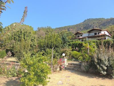 Photo for Apartment with Amazing Mountain Views in a Traditional Thassian Estate !