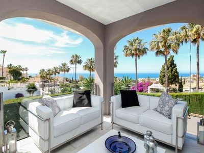 Photo for Esmeralda - Exclusive 4BR Villa With Pool, Stunning Sea Views