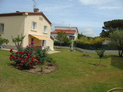 Photo for Detached villa in Prades 66500 The house is located at 11 chemin St Jean