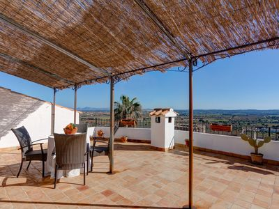 Photo for Casa Molins - Beautiful townhouse on the outskirts of Búger