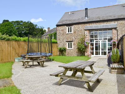 Photo for 4 bedroom accommodation in Shebbear, near Bude