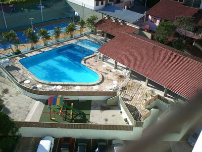 Photo for Apt. 2/4 - Max 4 people, next conn.. Shopping Beiramar, large recreation area.