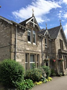 Photo for Struan House quality Apartment in the heart of Pitlochry