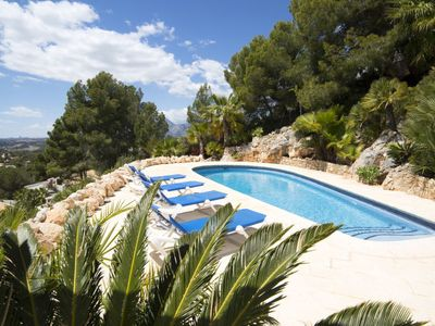 Photo for Vacation home Blanca in Altea - 8 persons, 4 bedrooms