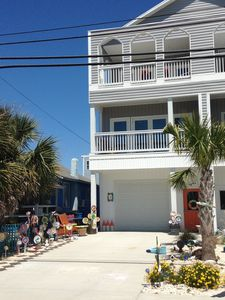 Photo for Wheelchair Accessible Beach Rental Located in the Heart of Carolina Beach.