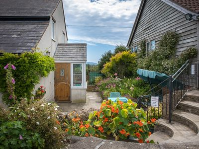 Photo for Jurassic coast spacious self contained holiday cottage accommodation.