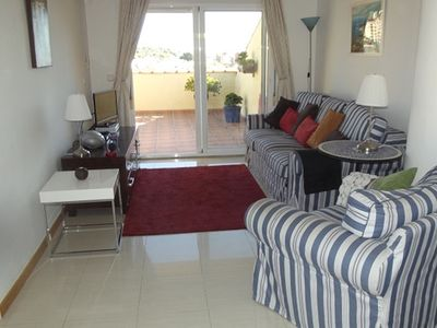 Photo for Penthouse apartment in a modern block close to the quiet village of Los Pacos