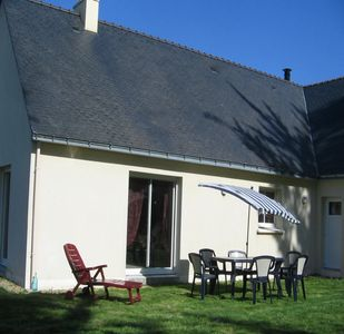Photo for PROMOTION Sea Comfortable house in Erdeven village near the beaches of Brittany