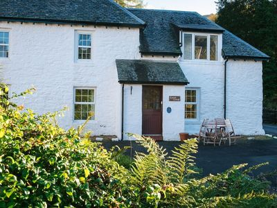Photo for Curlew Cottage - On a lake