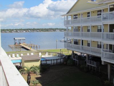 Photo for Beautiful Condo at Lagoon Run in Gulf Shores West!