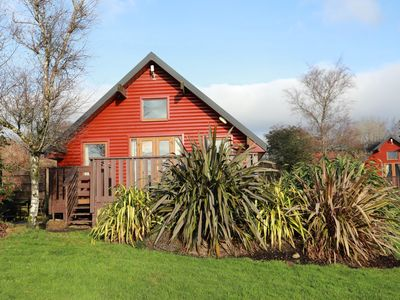 Photo for 1 bedroom Log Cabin in Castle Douglas 12mls SW - 77698