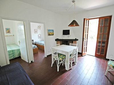 Photo for Three-room apartment for 4 persons Loc. Lido di Capoliveri