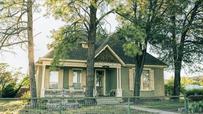 Photo for Historic Webster House In Fort Davis, Texas - ask for weekly and monthly pricing