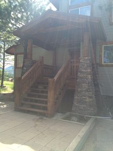 Photo for Beautiful home on golf course with views of the ski runs