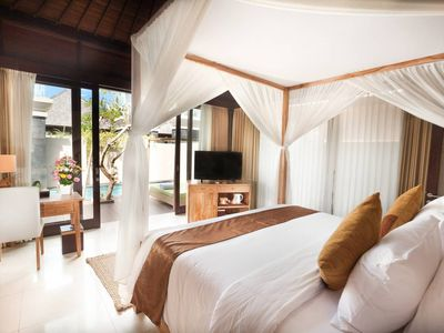 Photo for Private Family Suite with Pool and Beach Access