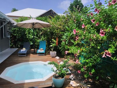 Photo for House near the beach on St François for 6 people