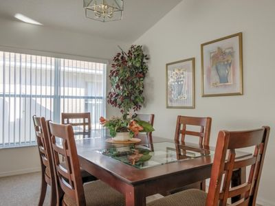 Photo for Budget Getaway - Eagle Pointe - Welcome To Spacious 4 Beds 2 Baths  Pool Villa - 7 Miles To Disney