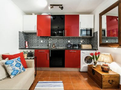 Photo for Typical Portuguese Duplex for 4 persons, located on city center with WiFi and TV