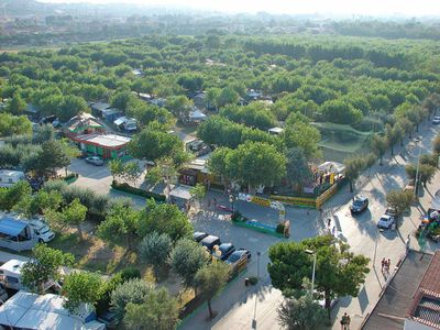 Photo for Vacation home Romagna Camping Village (RIC200) in Riccione - 6 persons, 2 bedrooms