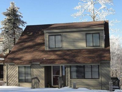 Photo for Walk to Slopes! End Unit Townhouse! Sleeps 10