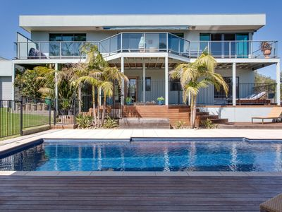 Photo for Holiday Paradise - Pool and Outdoor Entertaining - Mount Martha