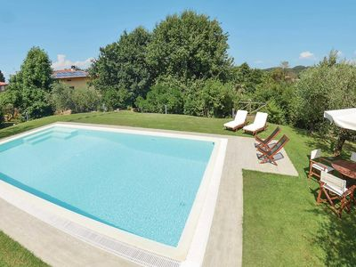 Photo for Rustic villa in quiet hamlet w/ modern conveniences and stunning pool