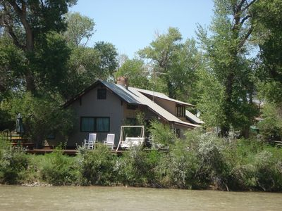 The Flyfishing Hideaway on The Wind River