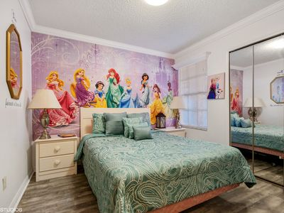 Photo for Princess and Wizard themed Disney Condo